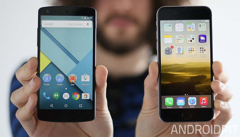 Comment transformer son smartphone Android en iPhone ?
