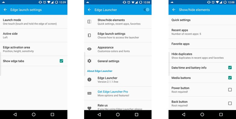 comment transformer smartphone en galaxy s edge launcher image 03
