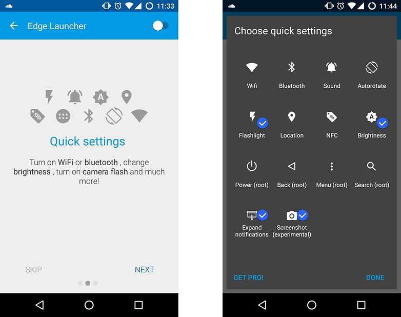 comment transformer smartphone en galaxy s edge launcher images 01