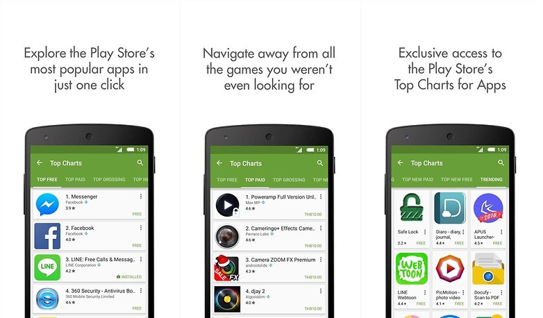comment trouver nouvelles meilleures applications android apps play store link images 00
