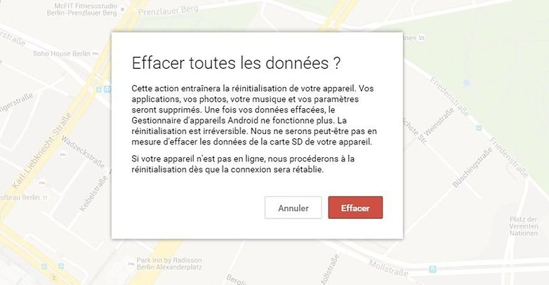 comment utiliser android device manager gestionnaire appareils android effacer reinitialiser a distance image 0