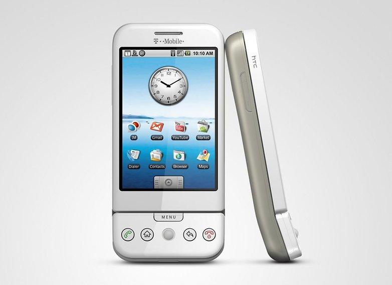 connaissez vous le tout premier smartphone android htc dream g1 t mobile image hero 00