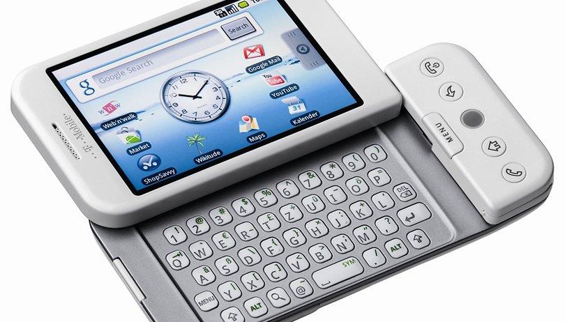 Connaissez-vous le tout premier smartphone Android ?