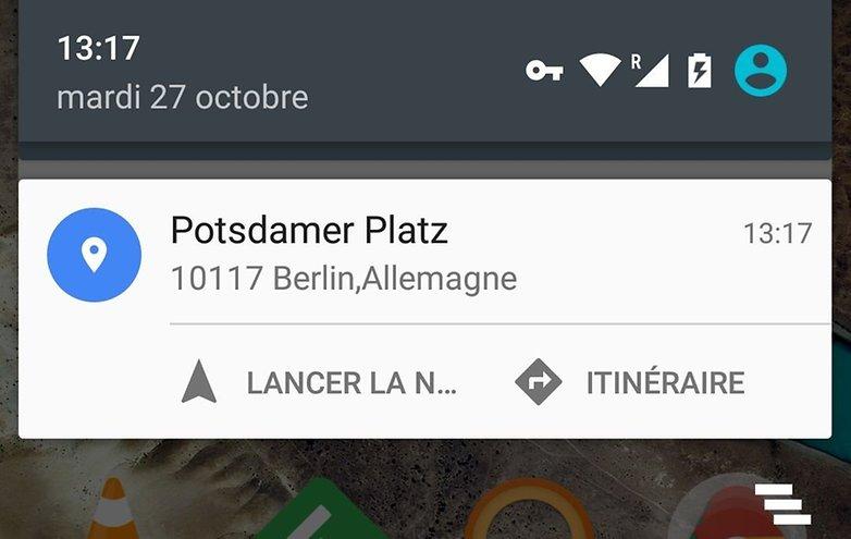 envoyer adresse google maps vers android envoyer sur appareil image 02