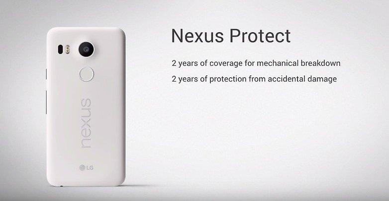 google nexus 5 2015 date sortie prix caracteristiques garantie 2 ans 24 mois nexus protect image 01