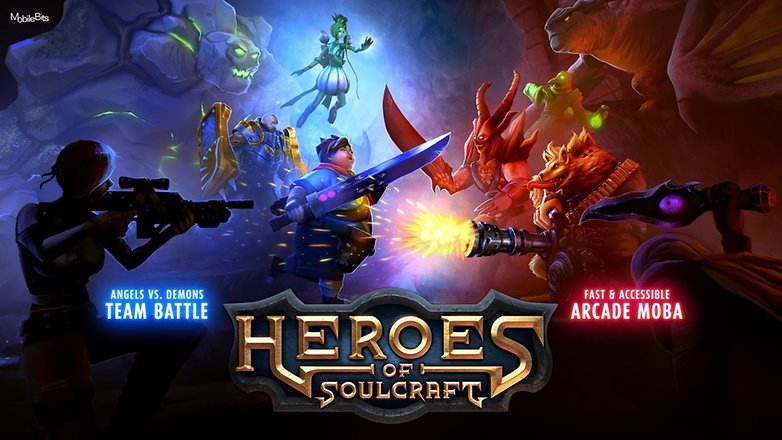 heroes of souldcraft image 01 alternatives dotas android