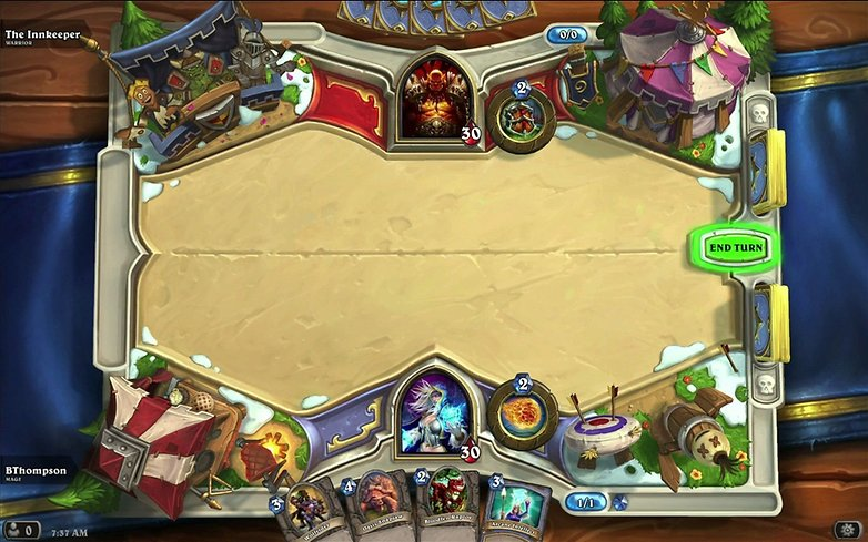 installer hearthstone smartphone android exntension le grand tournoi nouvelle table image 00