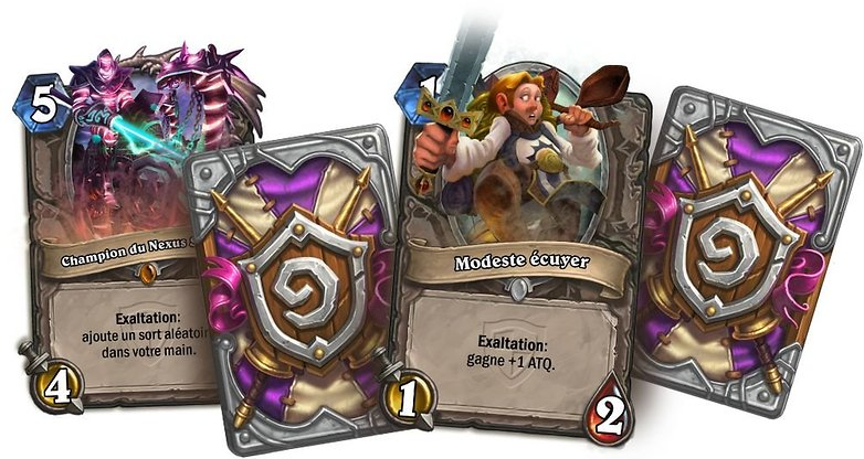installer hearthstone smartphone android image le grand tournoi extension image 00
