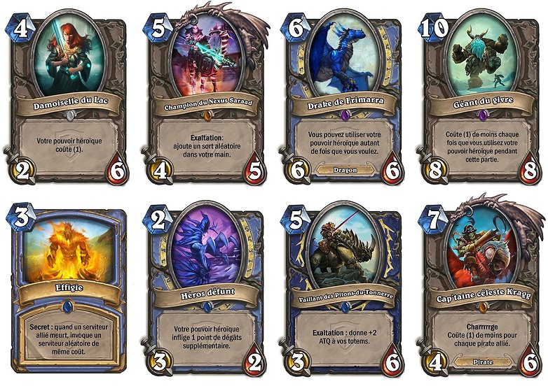 installer hearthstone smartphone android nouvelles cartes exemples image androidpit france mod by tony balt 00