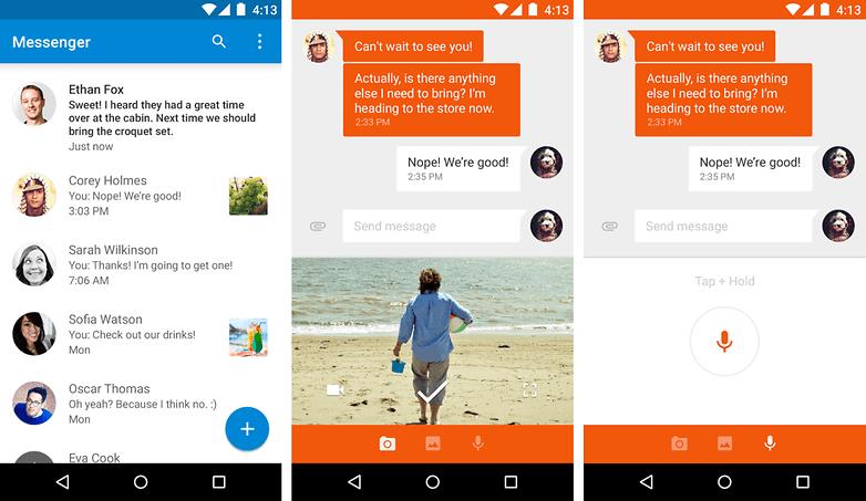 installer messenger android 5 0 lollipop images 00