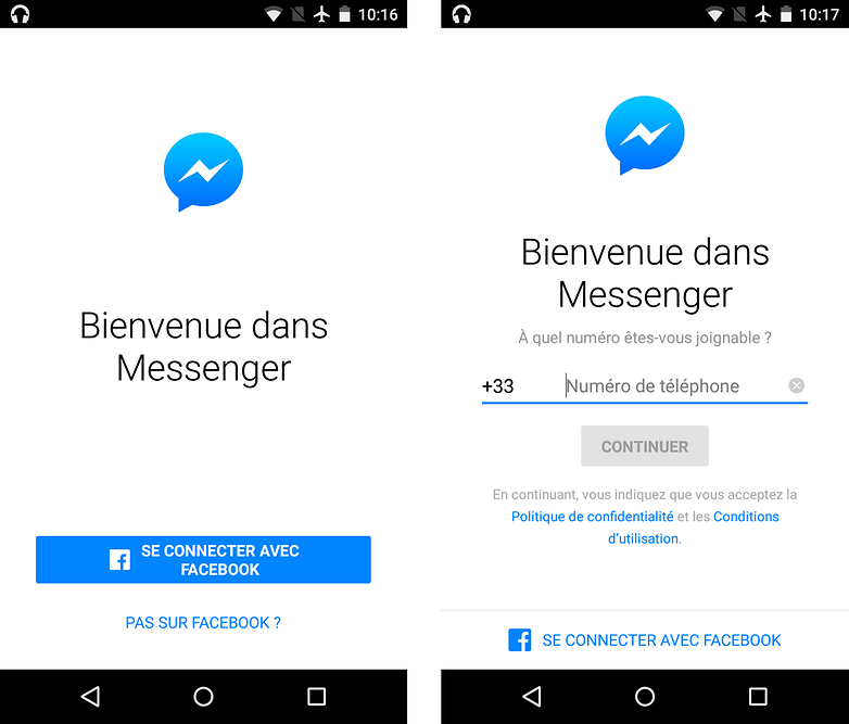 complet sur l'application de sms apk installer