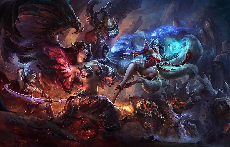 league of legends alternatives dotas android image 00