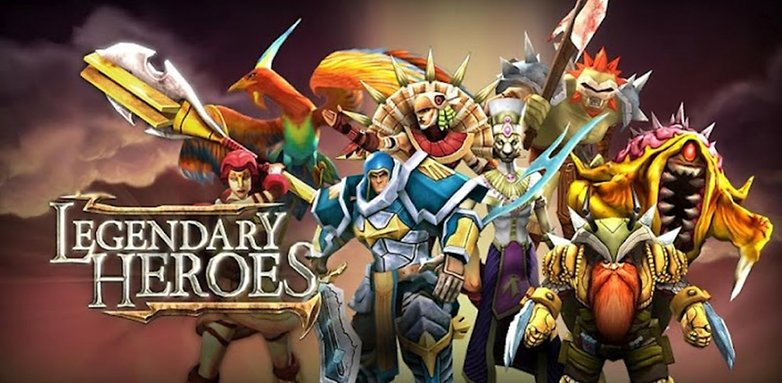 legendary heroes image 01 alternatives dotas android