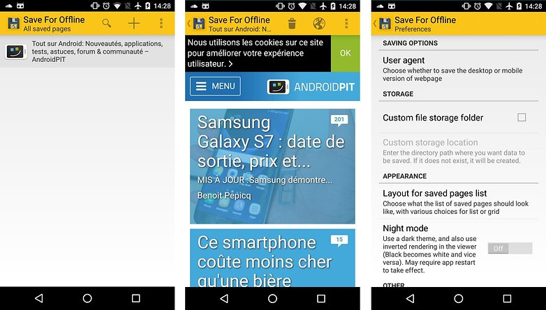 meilleures applications android open source save for offline images 01