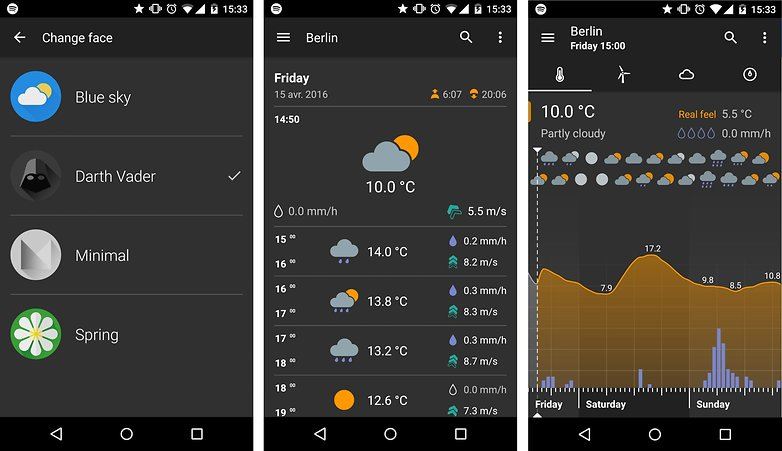 meilleures applications meteo android klara images 02