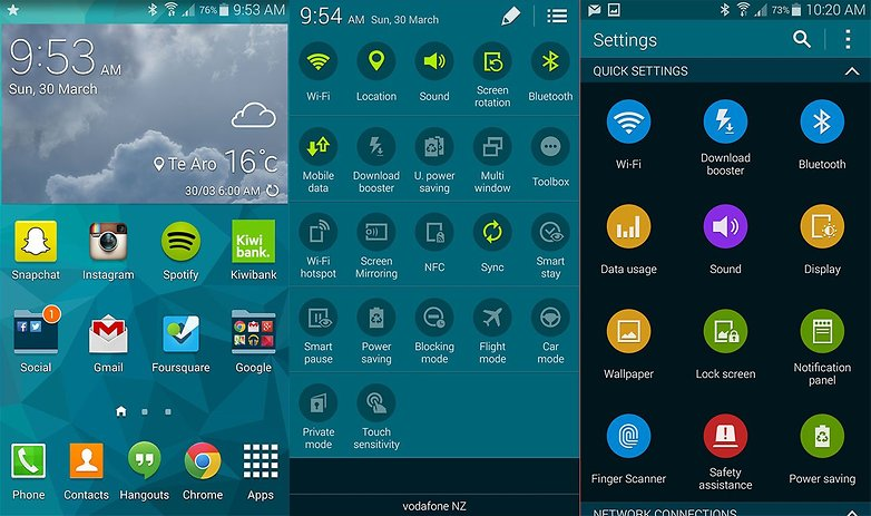 meilleures roms customs samsung galaxy note 3 androidpit france images tony balt 00