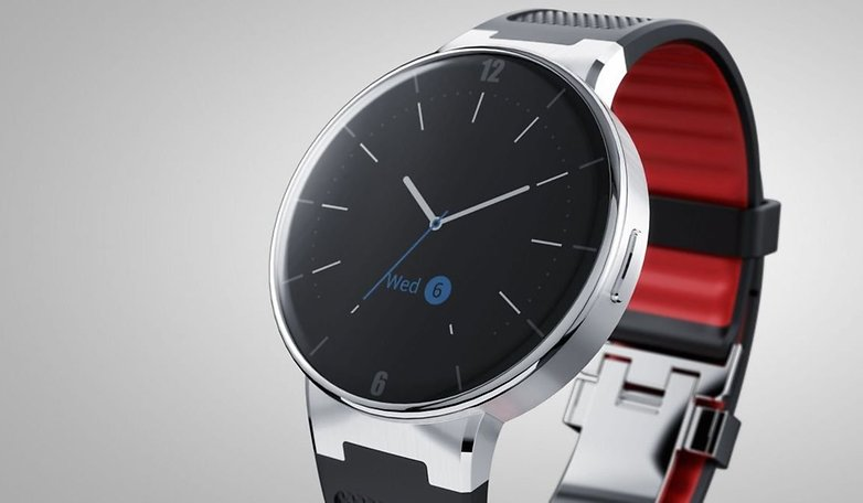 meilleures smartwatches android wear alcatel onetouch watch image 00