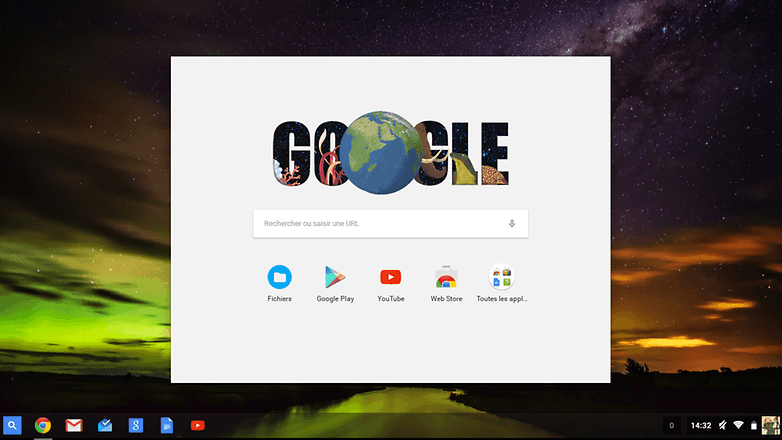 meilleurs chromebooks 2015 interface chrome os 42