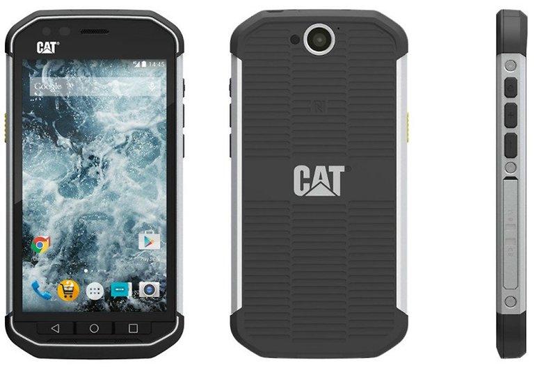 meilleurs smartphones android incassables caterpillar cat s40 image 00