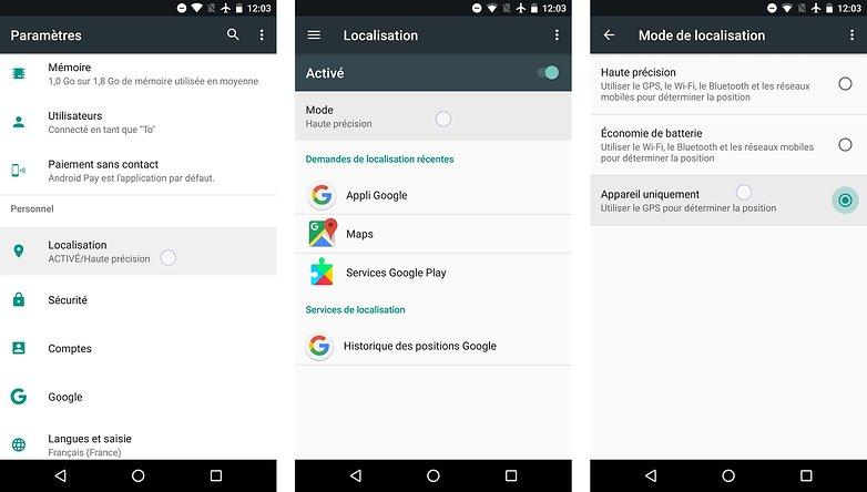 les meilleurs trucs et astuces de google maps pour android androidpit. Black Bedroom Furniture Sets. Home Design Ideas