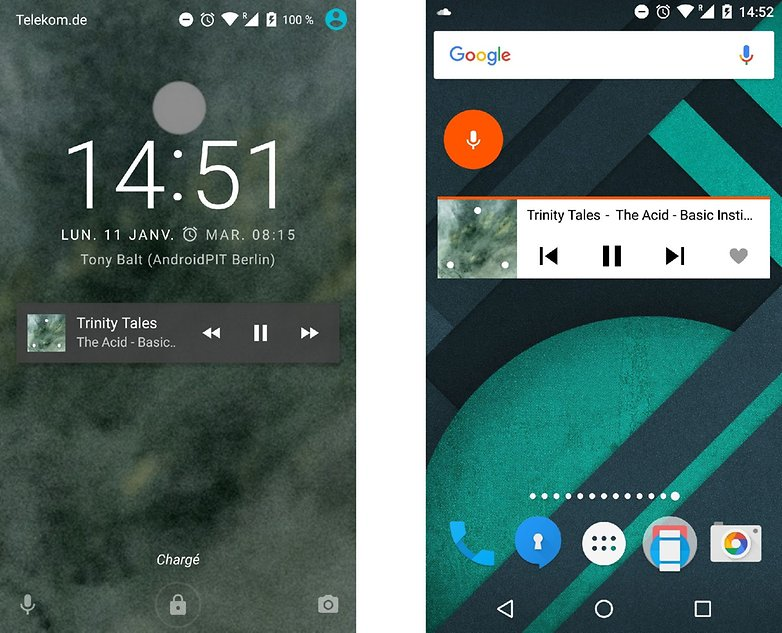 5 widgets android pour am liorer votre smartphone androidpit. Black Bedroom Furniture Sets. Home Design Ideas