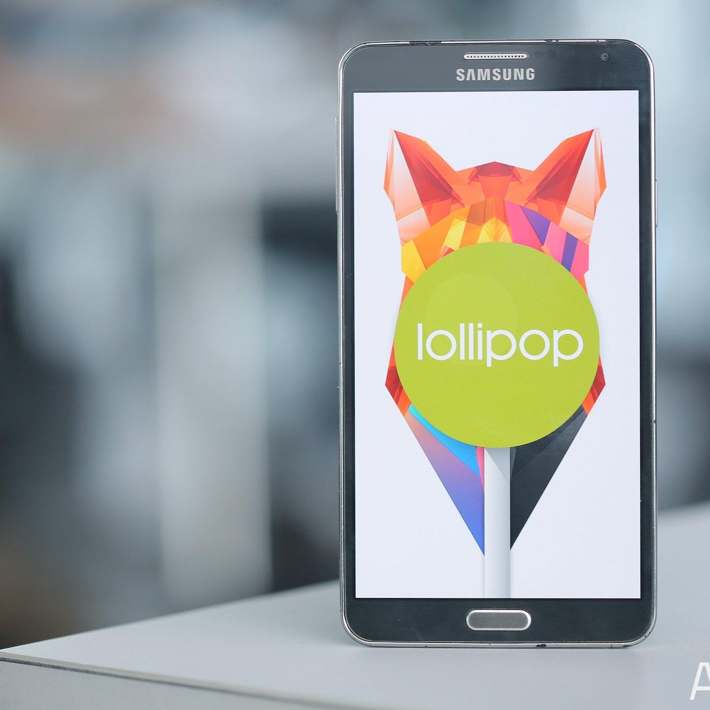 N900 3 TÉLÉCHARGER NOTE LOLLIPOP