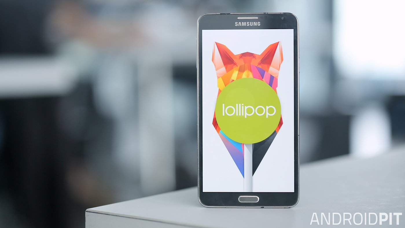 Samsung Galaxy Note 3 Android update: latest news | AndroidPIT