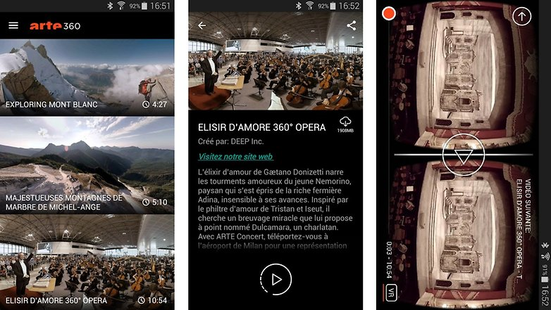 nouvelles applications android google play store arte360 image 00