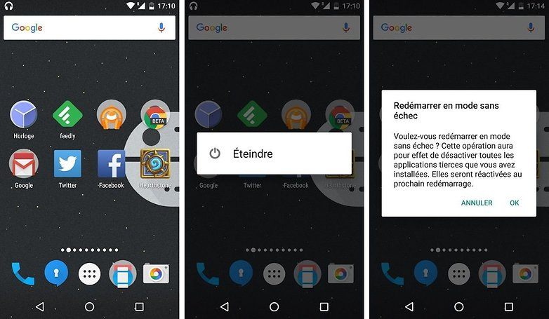 pourquoi et comment activer mode sans echec android androidpit fr image 00