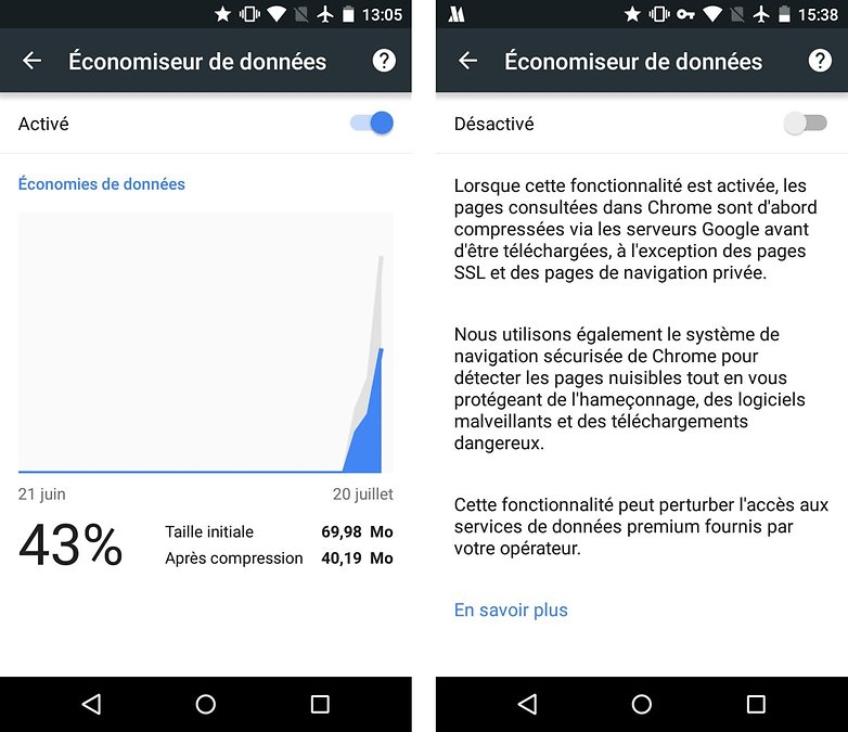 reduire optimiser consommation donnees google chrome android s5 s4 mini nexus 5 note 3 s3 g3 image 01