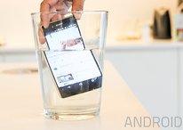 Sony y su recomendación de no usar los Xperia bajo el agua