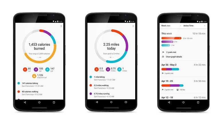 telecharger nouveau apk google fit launcher android image 01