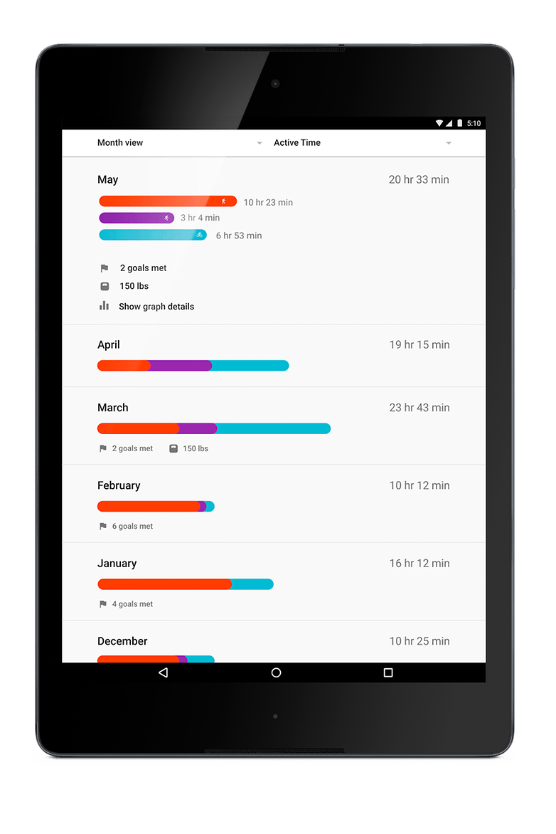 telecharger nouveau apk google fit launcher android image 02
