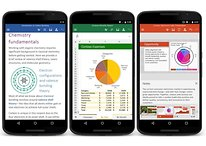 Microsoft Office : Word, Excel et PowerPoint s'invitent sur smartphones Android