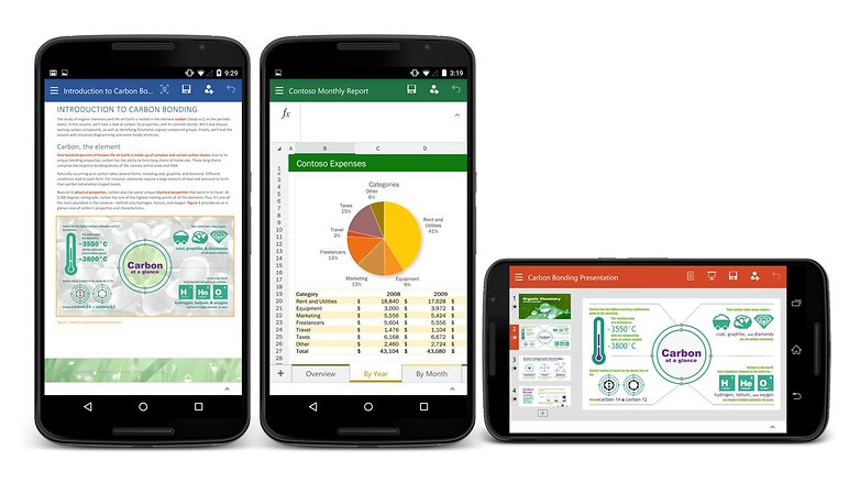 telecharger nouveau apk microsoft office word excel powerpoint android images 01