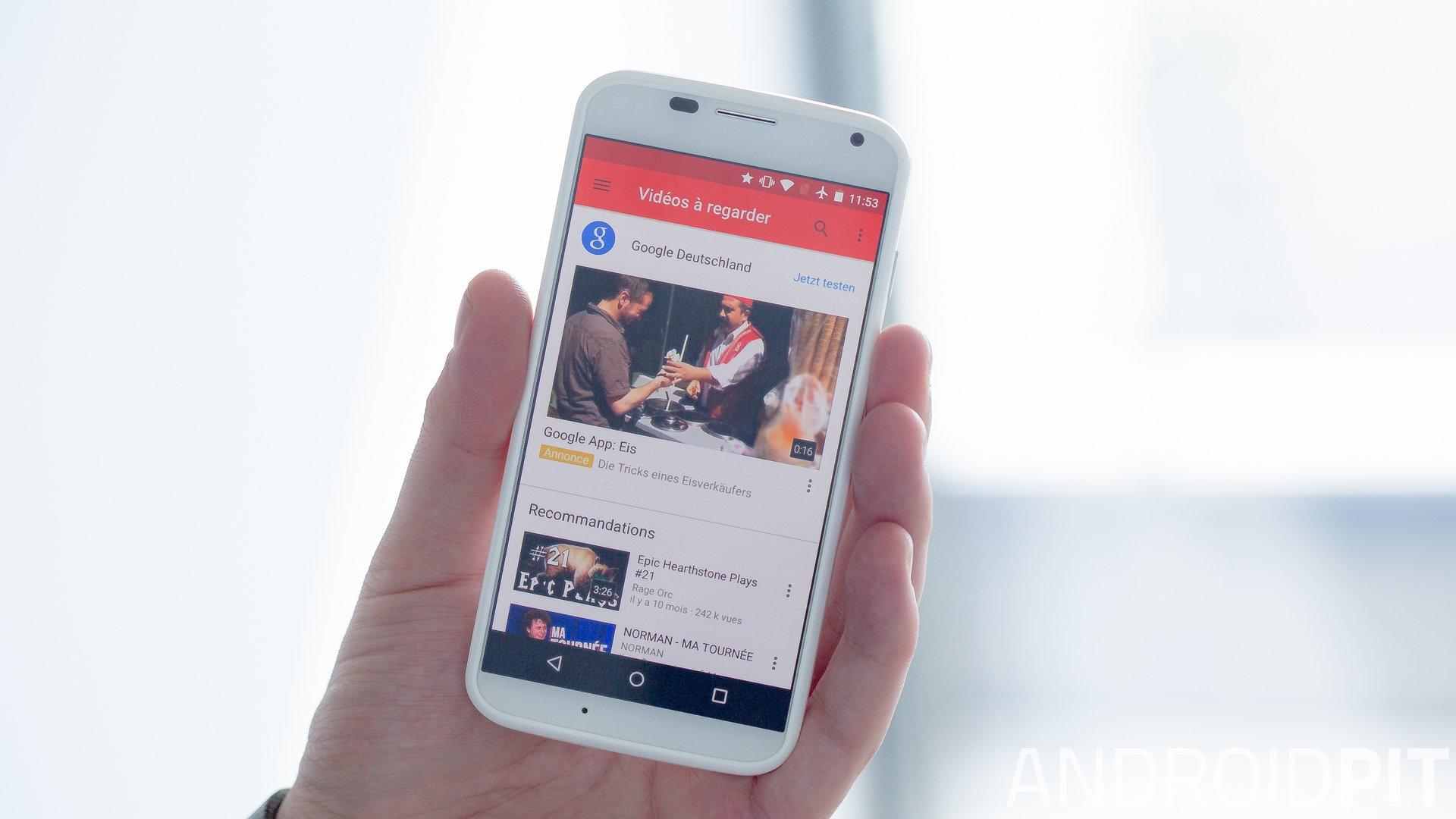 Comment télécharger une vidéo YouTube avec Android