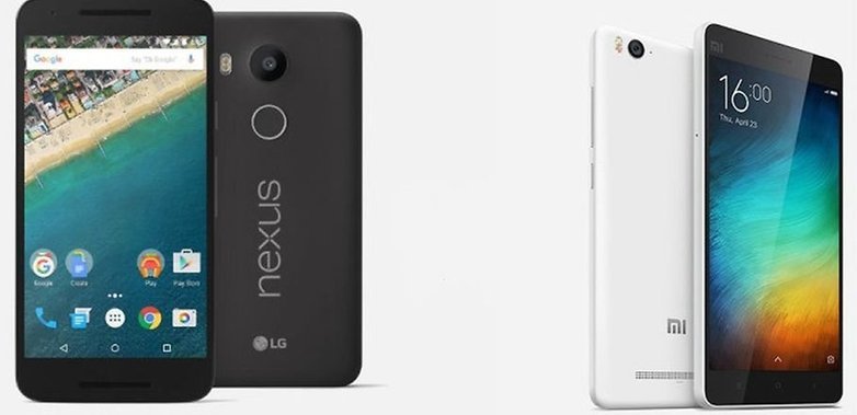 test comparatif google nexus 5x vs xiaomi mi4c image 00