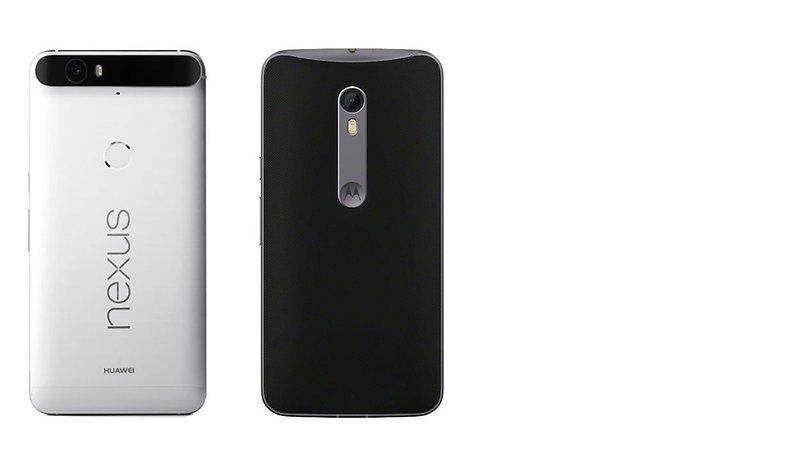Nexus 6P vs Moto X Style : les deux mastodontes entrent en guerre