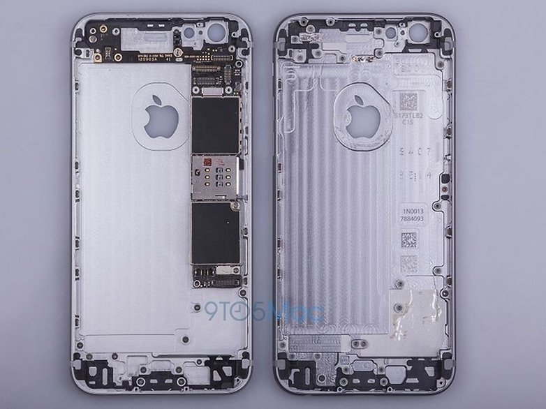 test comparatif samsung galaxy s6 vs apple iphone 6s image 00 9to5google image 00