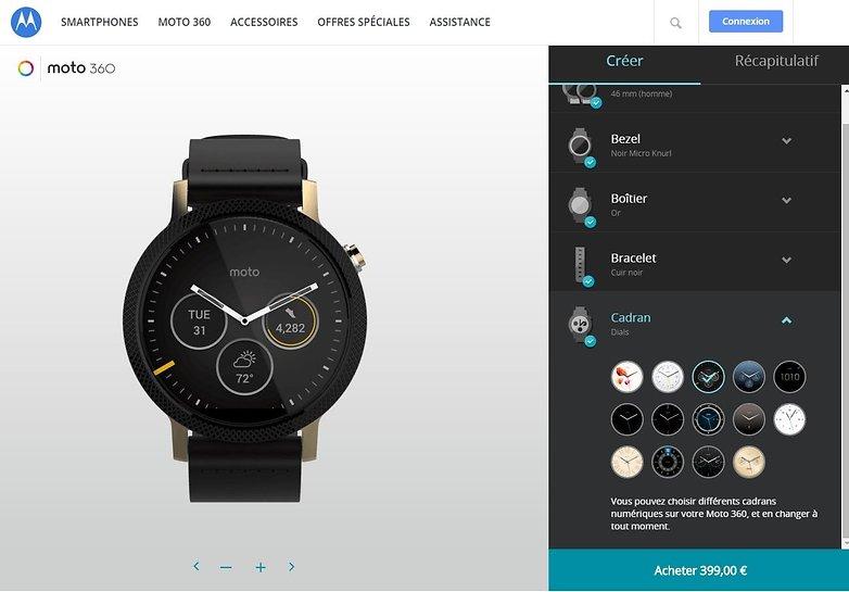 Test: Motorola Moto 360 2015