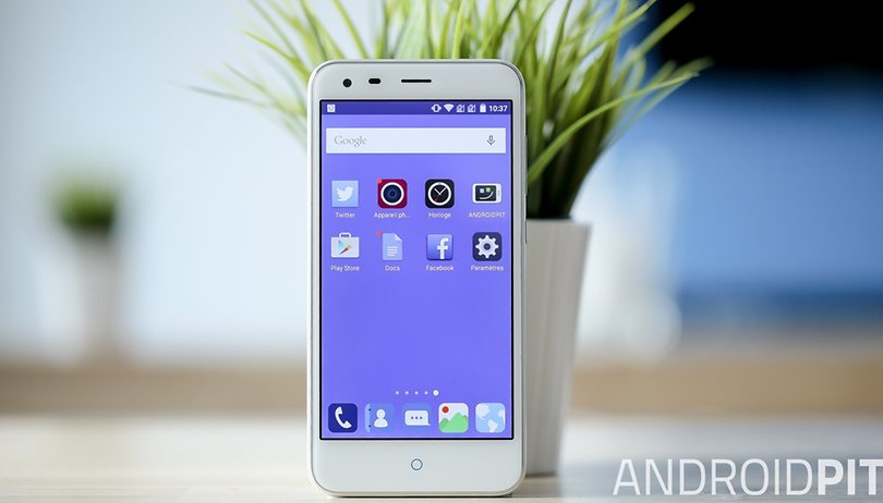 Test complet du ZTE Blade S6 Plus, l'iPhone 6 Plus sous Android ?