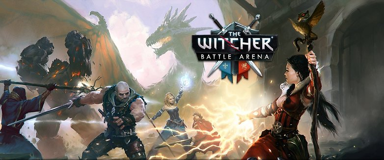 the witcher battle arena image 01 alternatives dotas android