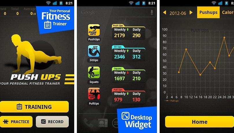 application android pour la course a pied