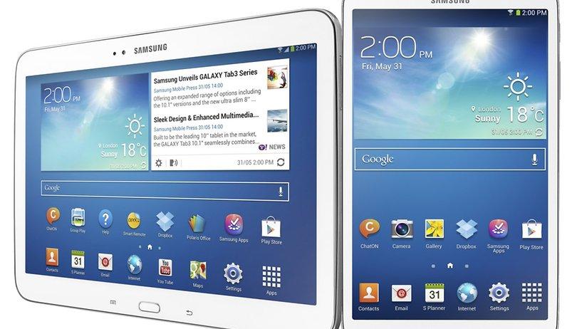 Mise à jour Android sur la Samsung Galaxy Tab 3