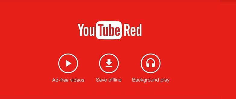 youtube red nouveautes fonctionnalites disponibilites avantages image 00