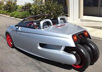 Woahhhhhhh: Check Out this Motorcycle / Car / ??? with Built-in Galaxy Tab