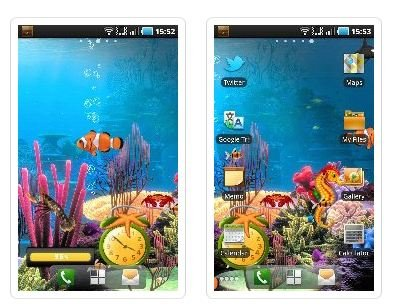 Cool Live Wallpapers for Samsung Infuse | AndroidPIT Forum
