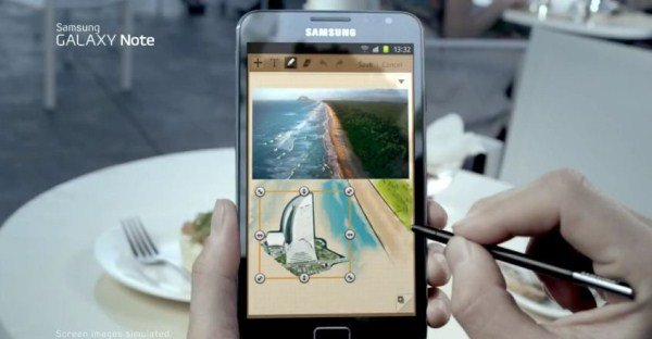 le retour du styley galaxy note