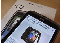 Gingerbread Coming to HTC Desire with Fewer Apps