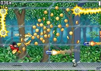 Jetpack Joyride Lands in Google Play